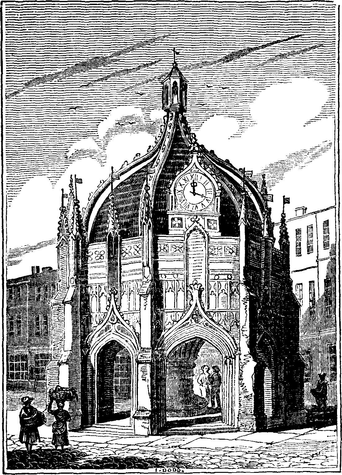 Chichester Cross