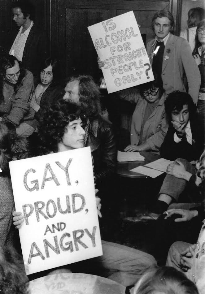 GLF, 1970s