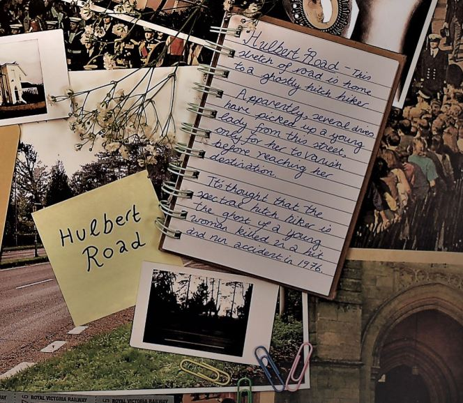Hulbert Road
