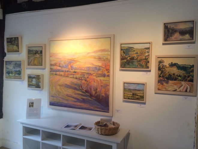New exhibition of paintings at The Wick Gallery, Arundel_2