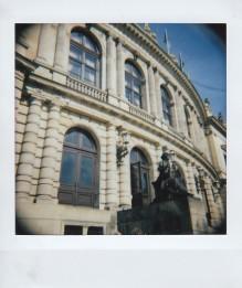 Polaroid - Prague, March 2019 - 3 - Architecture